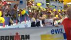 Video «Triathlon: Ironman Switzerland» abspielen