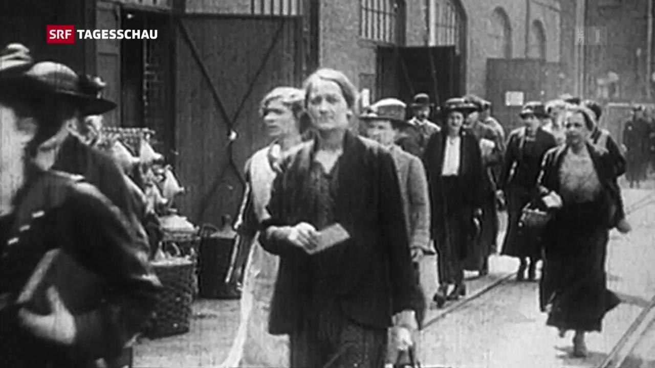 100 Jahre SP Frauen