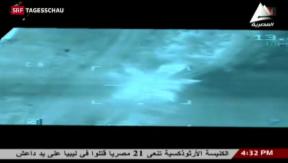 Video «Ägypten bombardiert Dschihadisten in Libyen» abspielen