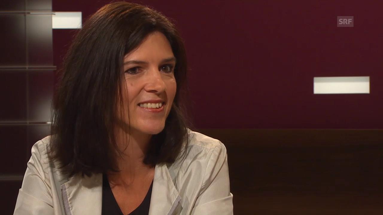 Rechtswissenschaftlerin Andrea Büchler zum Verbot in der Schweiz