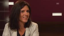 Video «Rechtswissenschaftlerin Andrea Büchler zum Verbot in der Schweiz» abspielen