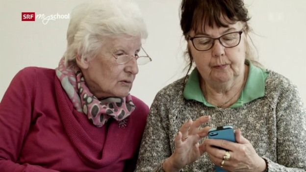 Video «Wenn Senioren den «Knopf zum Internet» suchen» abspielen