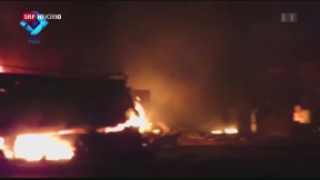 Video «Neue Schuldzuweisungen im Syrien-Konflikt» abspielen
