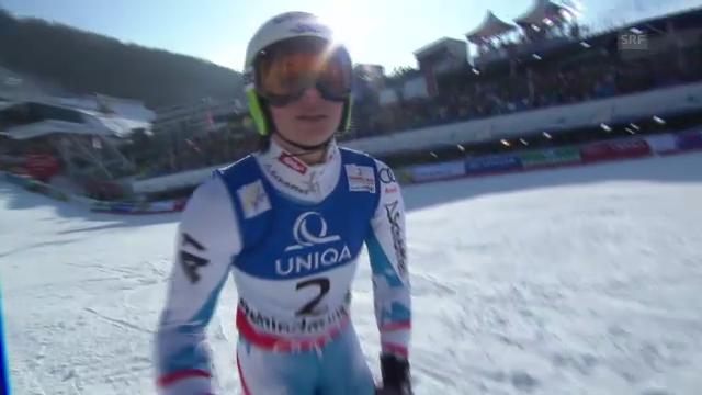 Anna Fenningers 2. Lauf
