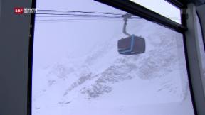 Video «Drehscheibe Klein Matterhorn» abspielen