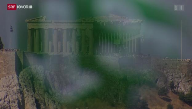 Video «Euro ohne Griechenland» abspielen