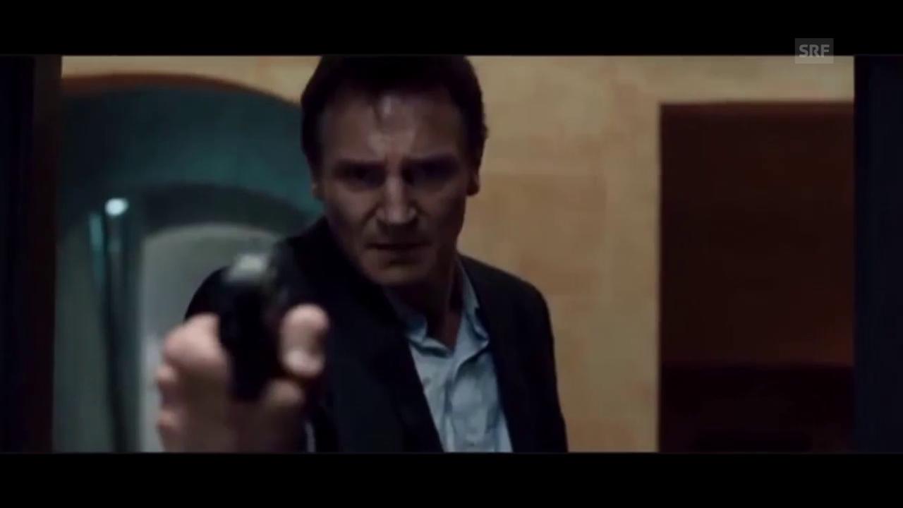 Liam Neeson, der graumelierte Actionstar