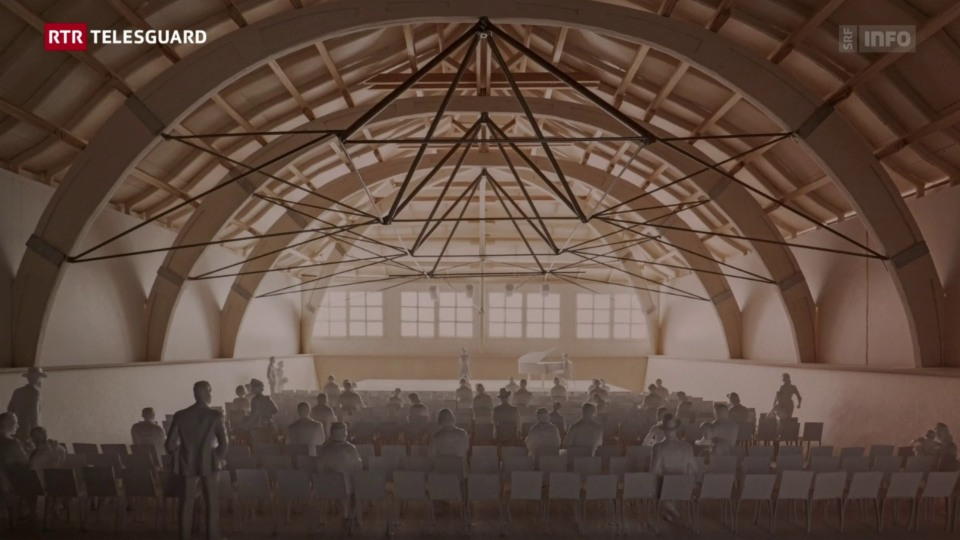 San Murezzan: Planisaziun per halla da chavaltgar po cumenzar