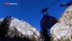 Video ««Die Königin der Dolomiten» gibt nicht auf» abspielen