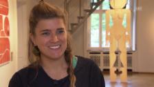 Video «Maja Hürsts Bilder passen» abspielen