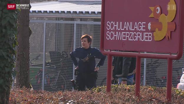 Video «Verunsicherung an Bülacher Primarschule» abspielen
