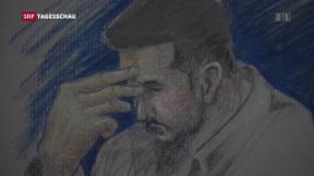 Video «Rupperwil: Soll der mutmassliche Täter verwahrt werden?» abspielen