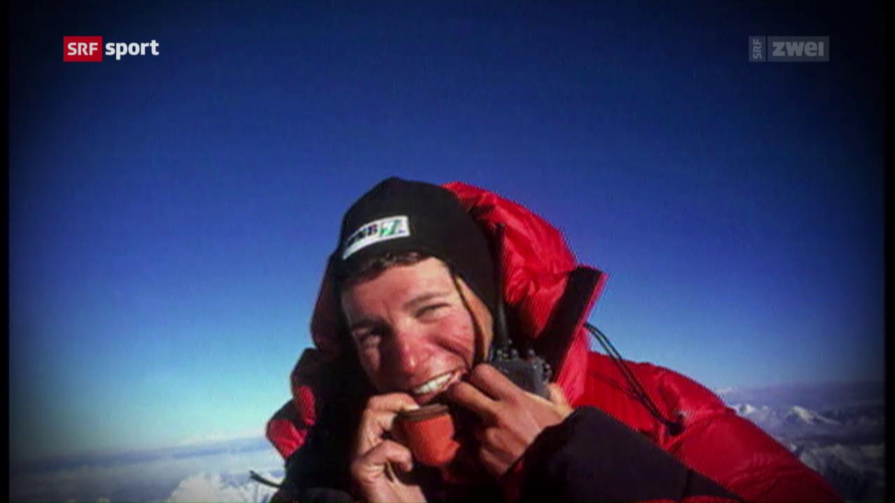 Portrait Evelyne Binsack: Mount Everest und Südpol