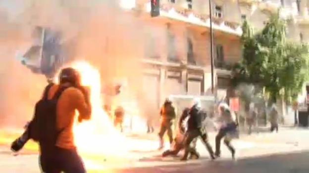 Video «Europa in Zeiten des Aufruhrs» abspielen