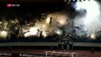 Video «Massnahmen-Plan gegen Hooligans» abspielen