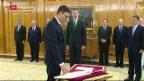 Video «Sánchez will Dialog mit Katalanen» abspielen