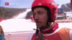 Video «Zweites Gold für Marcel Hirscher» abspielen