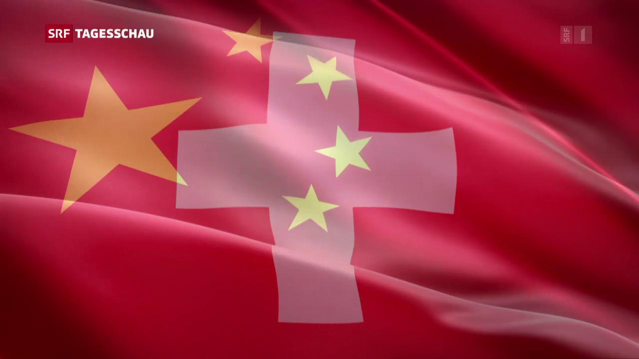 Chinas Übernahmen in der Schweiz gebremst