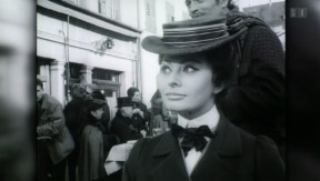 Video «Eine Diva wird 80: Sophia Loren feiert Geburtstag» abspielen