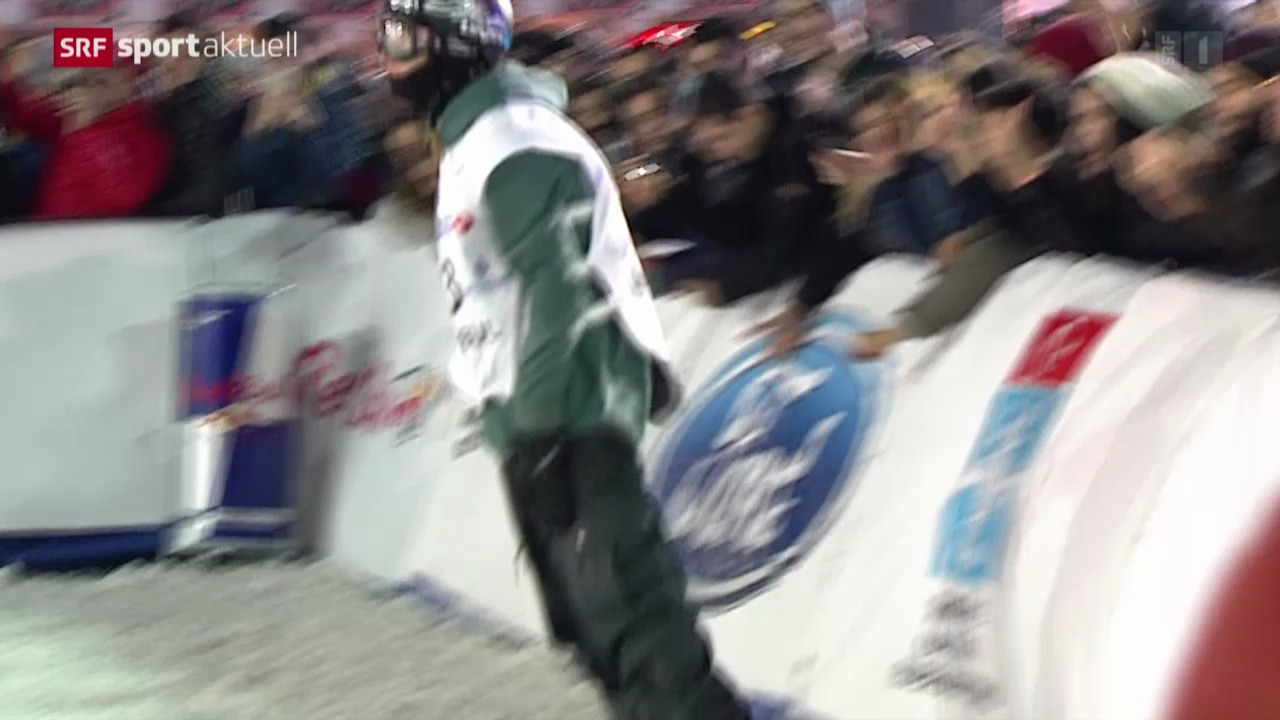 Snowboard: Big-Air-Weltcup in Istanbul