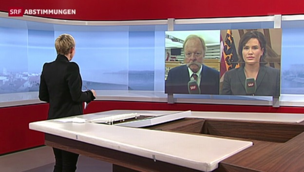 Video «Einschätzungen der Korrespondenten» abspielen