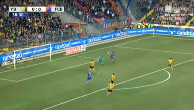 Video «YB - Basel: Die Highlights des Spiels» abspielen