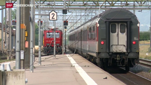 Video «Störungen im Bahnverkehr» abspielen