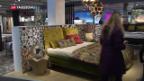 Video «Neuer Möbelhändler in der Schweiz» abspielen