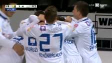 Video «Cup: Viertelfinal YB - FCZ (Highlights)» abspielen