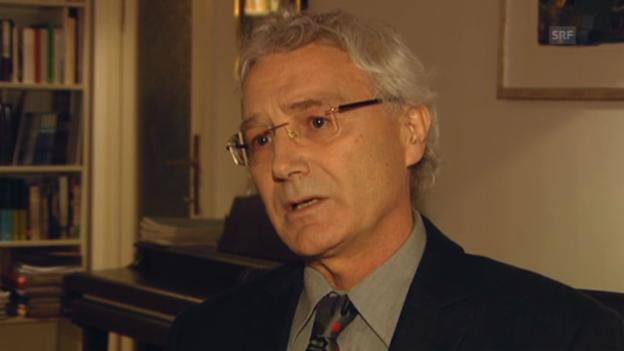 Video «Joseph Huber zur historischen Beendigung der Giral-Geldschöpfung» abspielen