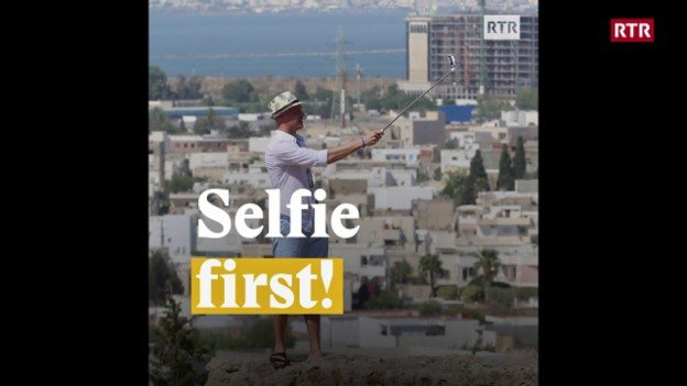 Laschar ir video «Selfie or safety first?»