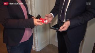 Video ««SwissPass» für öffentlichen Verkehr» abspielen
