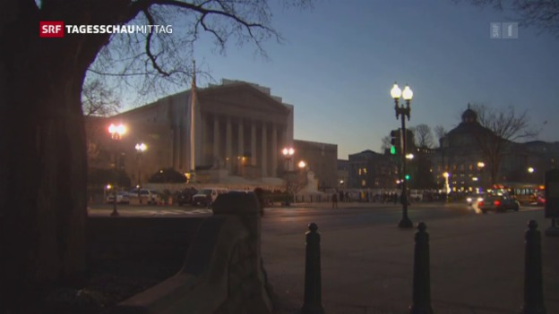 Video ««Travel Bann» landet vor Obersten Bundesgericht» abspielen