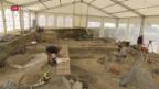Video «Eindrücklicher Fund aus der Keltenzeit» abspielen