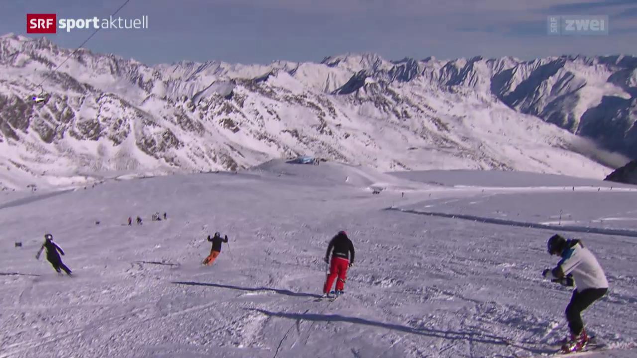 Ski Alpin: Schweizer Frauen vor dem Saison-Start