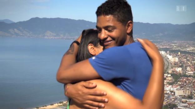 Video «Adoptivkind Daniel: Wiedersehen mit der Mutter» abspielen