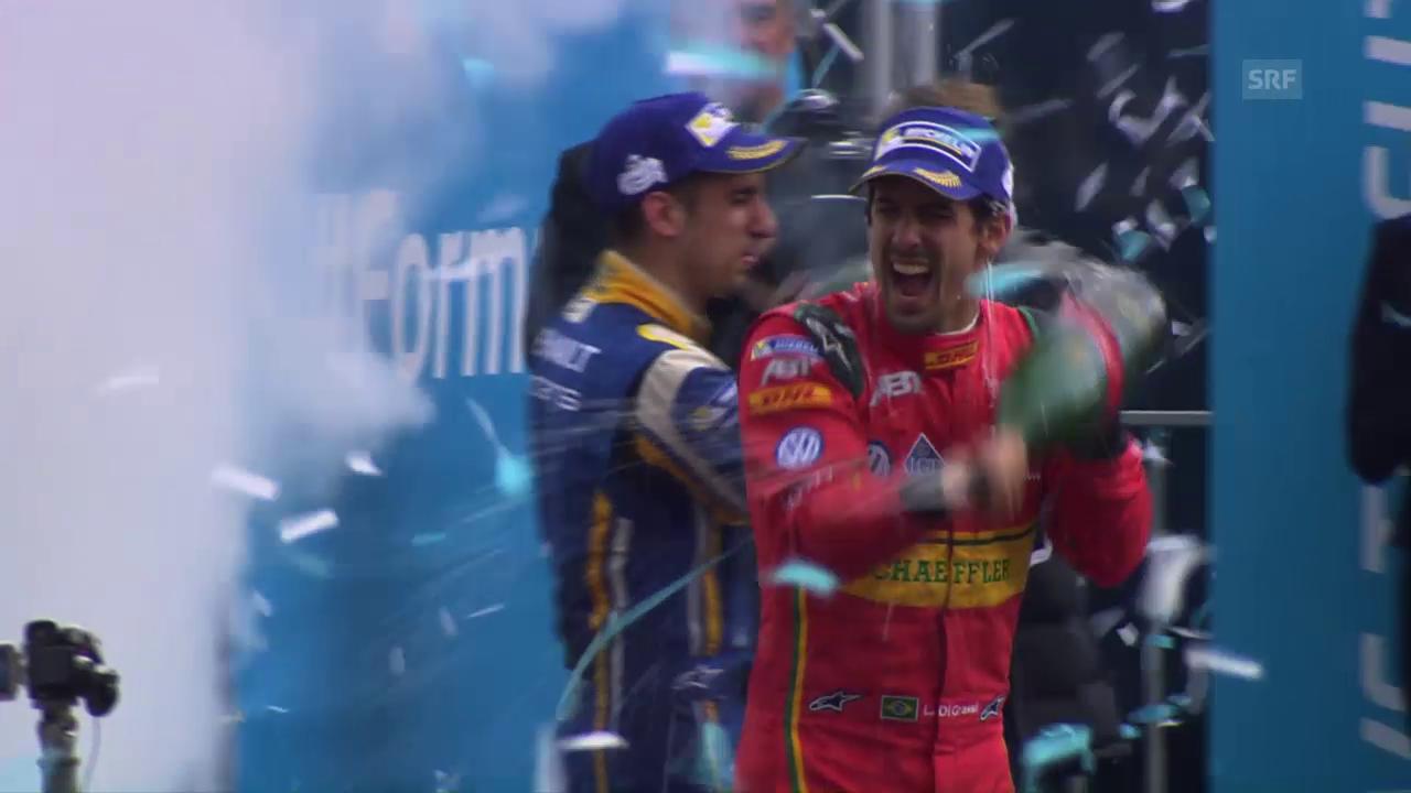 Formel E: Premiere in Paris