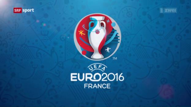 Video «UEFA EURO 2016 vom 28.05.2016» abspielen