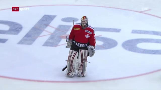 Eishockey: 2. Nati-Test gegen Finnland («sportaktuell»)