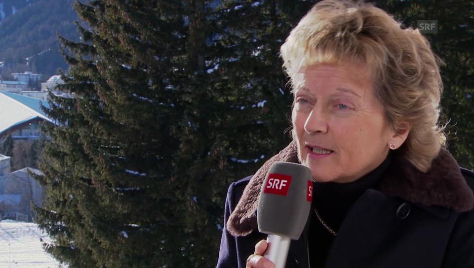 Eveline Widmer-Schlumpf zur Finma