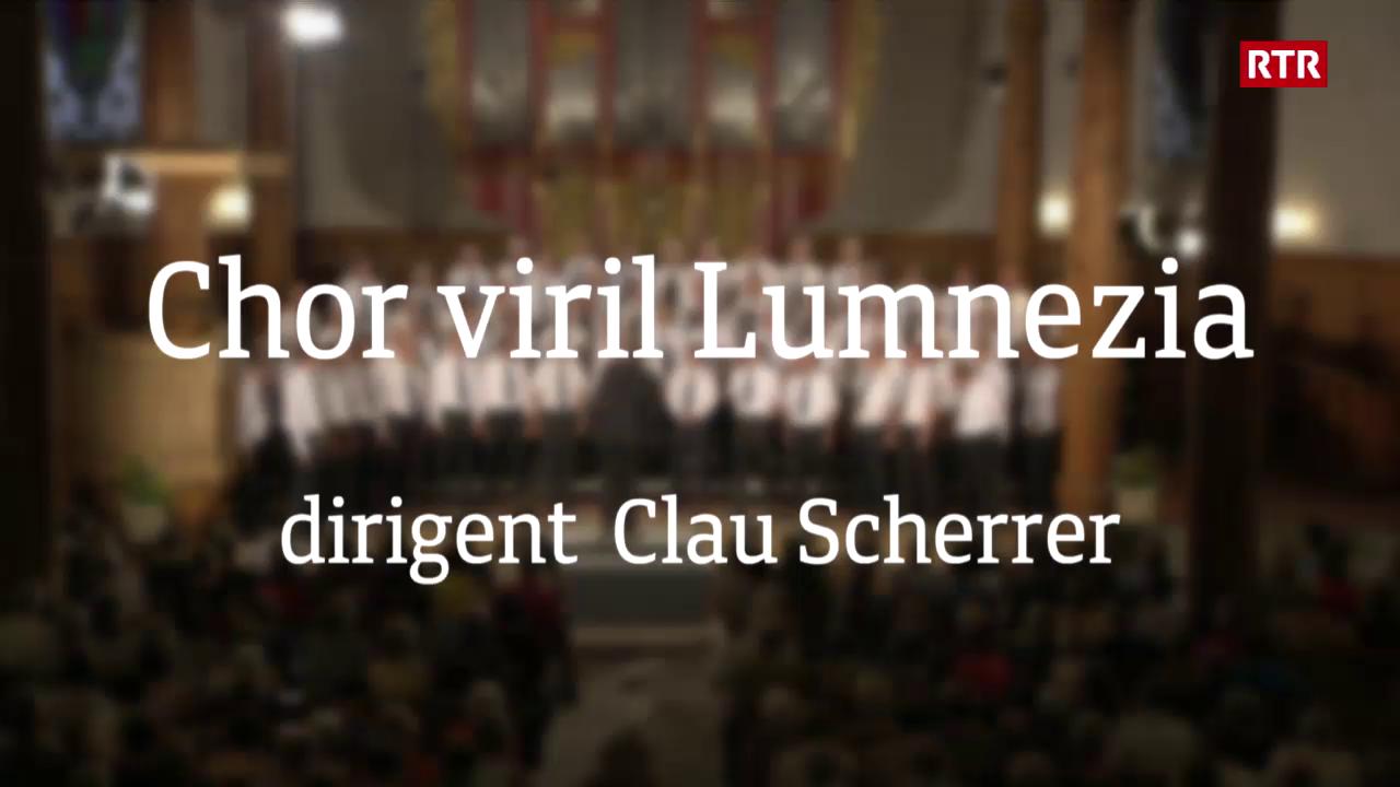 Chor viril Lumnezia