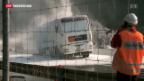 Video «17000 Liter Diesel-Öl auf der A 13» abspielen
