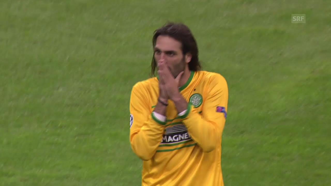 Fussball: Milan - Celtic