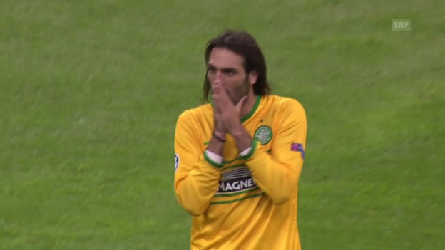 Video «Fussball: Milan - Celtic» abspielen
