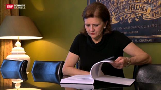 Video «Plagiatsvorwürfe gegen Doris Fiala» abspielen