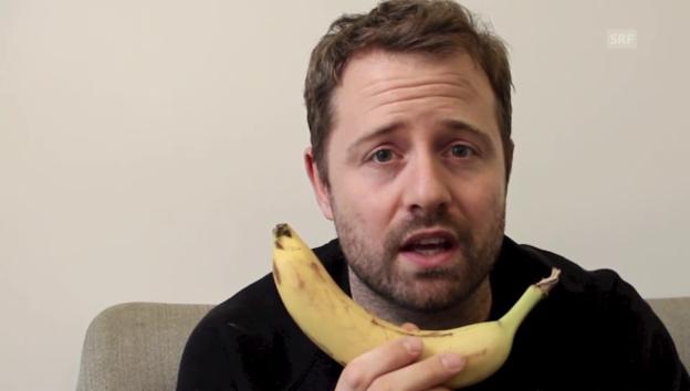 Video «Herausforderung Banane - «Kennsch?»» abspielen