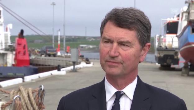 Video «Sir Tim Laurence: So geht es Prinz Philip» abspielen