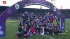 Video «Fussball: CL-Final der Frauen» abspielen