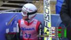 Video «Skispringen: Skiflug-WM, 2. Sprung von Simon Ammann («sportlive», 14.03.2014)» abspielen