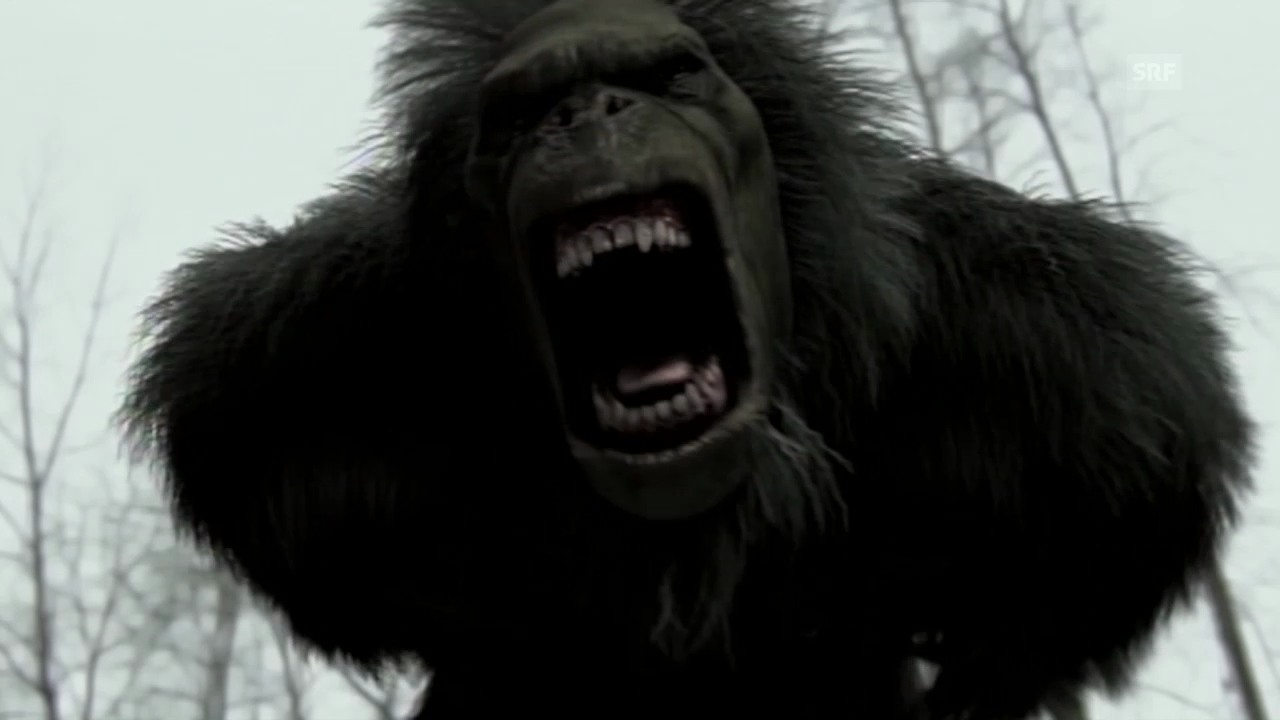 Filmschrott: «Bigfoot»